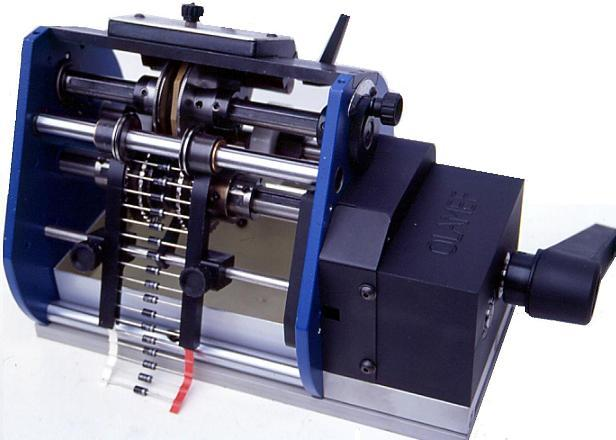 TP6/PR-F  Manual Machine for Taped Axial Components